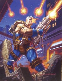 Cable by Greg and Tim Hildebrandt