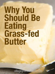 Why You Should Be Eating Grass-fed Butter- 1 reason = Grass-fed butter protects against tooth decay and cavities. Healthy Food Choices, Healthy Fats, How To Stay Healthy, Healthy Life, Healthy Eating, Banting, Lchf, Keto, Organic Recipes