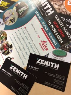 Welcoming the newest members to the team at Zenith Crawley!