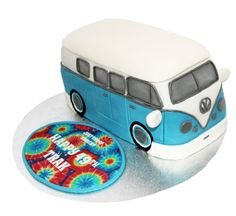 Blue Kombi Cake Like us on www.facebook.com/melianndesigns
