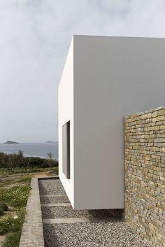 Paros House I john pawson - Google Search