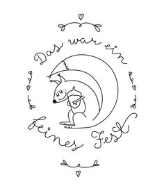 finelittlepaper - Eichhörnchen Mail Art, Drawing Tips, Squirrel, Happy Birthday, Romantic, Templates, Words, Drawings, Sketching