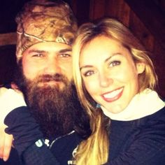 Duck Dynasty's Jep and Jessica Robertson