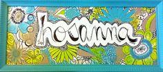 Hosanna by WhiteIsleWhimsy on Etsy, $39.99
