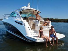 2012 Sea Ray 410 Sundancer | Sea Ray Boats and Yachts