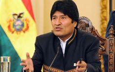 Evo Morales calificó victoria de Maduro como un triunfo de América Latina @NicolasMaduro #PatriaGrande #Venezuela #Argentina #ChavezVive