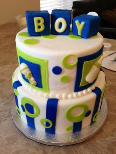 1000 Images About Blue And Green Babyshower On Pinterest