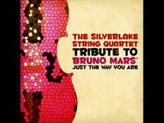 Vitamin String Quartet - Just The Way You Are (Bruno Mars)