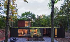 Gallery of Pleated House / Johnsen Schmaling Architects - 1