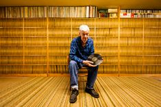 Photo essays, interviews and mixes from the world's top vinyl record collectors. Gilles Peterson, Questlove, Four-Tet and many Vinyl Record Storage, Lp Storage, Ozzy Osbourne, Vinyl Music, Vinyl Records, Four Tet, Vice Magazine, Vinyl Collectors, Musica
