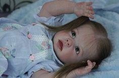 Tippi by  Linda Murray  Reborn Toddler Girl Doll