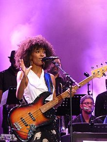 Esperanza Emily Spalding (born October 18, 1984) - an American jazz bassist, cellist, singer, and songwriter