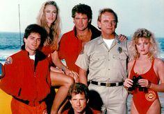 Los vigilantes de la playa (1989-2001)