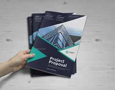 """Check out new work on my @Behance portfolio: """"Project Proposal InDesign Template v5"""" http://be.net/gallery/47231141/Project-Proposal-InDesign-Template-v5"""