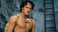There's a reason Luke Evans has now played a Greek god twice.