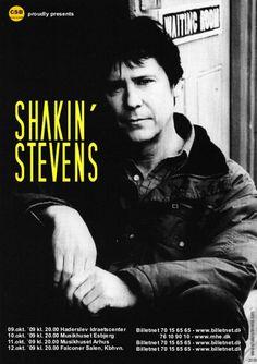 Shakin Stevens News