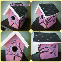Gardening Primal: Bird house