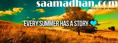 Now that the holiday blues are over, let's resume our everyday melancholy. http://www.saamadhan.com/
