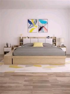 Room Design Bedroom, Bedroom Furniture Design, Home Room Design, Bed Furniture, Small Home Furniture, Space Saving Bedroom Furniture, Bedroom Size, Bedroom Interiors, Modern Bedroom Design