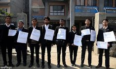 News24 News: Lawyers, students protest summoning of JC meet