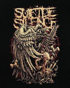 Suicide Silence Vultures Men's T-Shirt