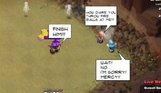 ANGRY VALKYRIE - Clash of clans humor - wizand and valkyrie #funny