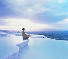 Pamukkale Thermal Pools, Turkey