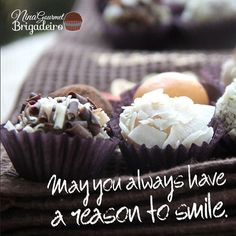 We bring you a special reason to be thankful and smile today. 20% off your next order. Use coupon code 20OFFEARLY during checkout expires Sunday Nov 22nd, 2015... (not available for catering) #coupon #discount #offer #brigadeiro #gifts #party #ilovechocolate