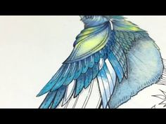part 2 how to color a castle coloring book enchanted forest