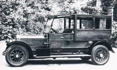 1910 re-bodied Shooting Brake by Barker in 1923 (chassis 1346) for the Prince of Wales