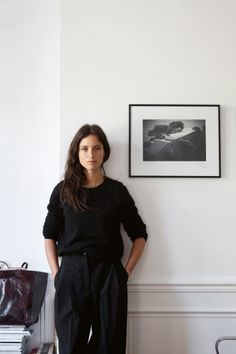 "House tour: a pared-back 19th-century apartment in Paris : As de Tonnac says, ""We try to create atmospheric, sensitive areas and we hope they will endure in time."" Go to festenarchitecture.com."