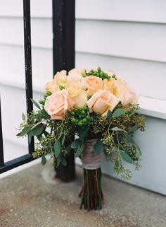 #wedding #flowers #bride