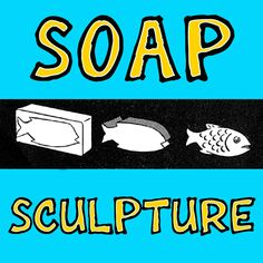 Soap Carving for Kids and Making Soap Sculptures Safely « Clay & Sculpting Crafts Ideas « Kids Crafts & Activities