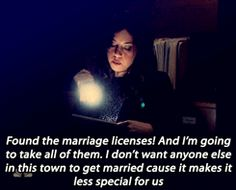 April Ludgate,parks and rec #marriage