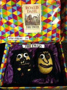 Potato world book day ideas