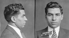1931Mugshot of Italian-American mobster Charles Luciano Date2 February 1931 SourceNew York County District Attorney, Case File 211537 AuthorNew York Police Department