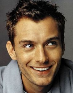 Jude Law. Love that smile
