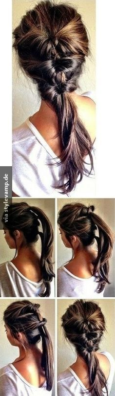 For when my hair is longer