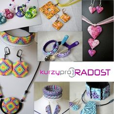 Candy Bags, Zentangle Patterns, Art For Kids, Washer Necklace, Crochet Necklace, Clay, Smoothie, Jewelry, Infant Dresses