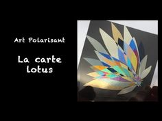 (359) Tuto carte lotus - YouTube