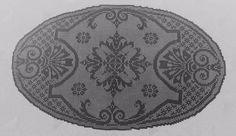 Gallery.ru / Фото #116 - krinos 2 - ergoxeiro Filet Crochet, Crochet Lace, Embroidery Patterns, Crochet Patterns, Table Runners, Diy And Crafts, Floral, Design, Centerpieces