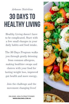 The Arbonne 30 Days to Healthy Living program will help you gently detox your body while you lose naturally weight, boost gut health, improve sleep and nutrient absorption, plus learn how to eliminate common allergens! Includes nutritional support, meal plan, menu, support group and the opportunity to help others on their health journeys! #weightlossplan #30daymealplan #arbonne #detoxcleanse #guthealth #arbonne30daystohealthyliving #healthyliving #plantbaseddiet #mealplan Gut Health, Health And Wellness, Whole Food Recipes, Vegan Recipes, Arbonne Nutrition, Detox Your Body, Plant Based Diet, Going Vegan, Healthy Weight Loss