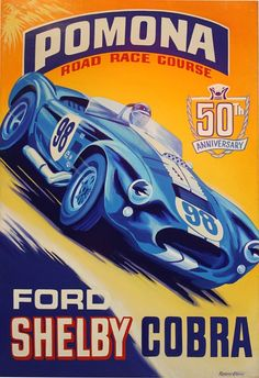 Poster from last weeks Shelby Reunion