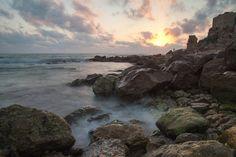 режимный свет, пейзаж, природа, море, лето