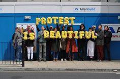"""Protest is Beautiful"" von Free"