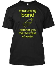 Simply click on the button, select ADD TEXT...and - Add your name - Add your band/guard's name - Add your nickname - Add anything else you would like! (Please keep it clean!) Add your customized design to the Shopping Cart and PURCHASE...it's as simple as that! ***Each item is printed on super soft premium material! 100% Designed, Shipped, and Printed in the U.S.A. Order Fulfillment via TEESPRING - So Quality is ASSURED! SSL SAFE & SECURE CHECKOUT via VISA | MC | DISC | AMEX | PAYPAL…