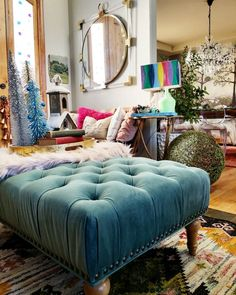 The Colorfully Eclectic Colorado House That's the Very Opposite of Boring — House Call