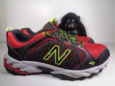 0bbac62d0a2 Mens New Balance 612 Trial All Terrain N- fuse Running shoes size 8.5  MTE612R1