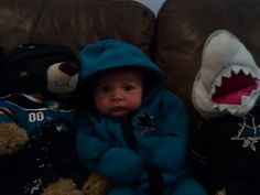 Future Sharks Player Nathan Fanelli! Click the link to submit your own photo!