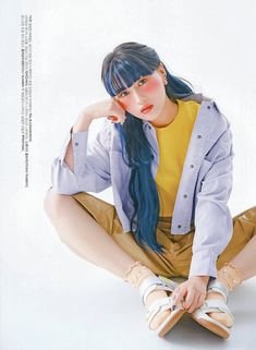 Kpop Girl Groups, Korean Girl Groups, Kpop Girls, K Pop, Lee Si Yeon, Chanyeol Baekhyun, Metal Girl, Just Girl Things, Mamamoo